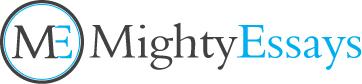 mightyessays.co.uk logo