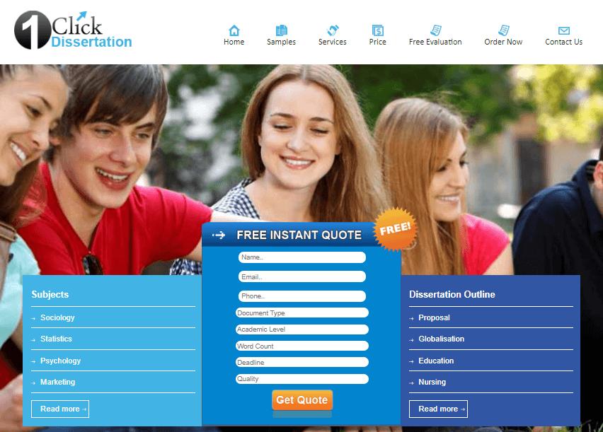 1clickdissertation.co.uk review