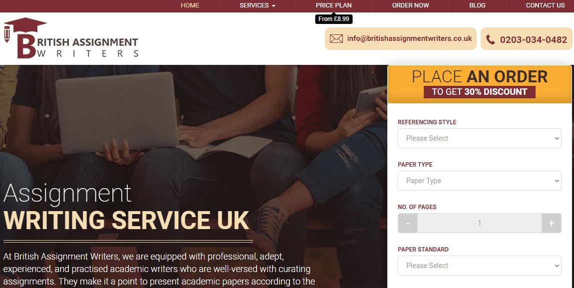 britishassignmentwriters.co.uk review