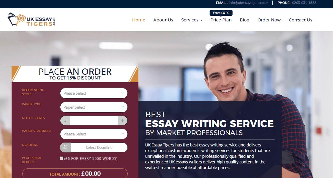 ukessaytigers.co.uk review