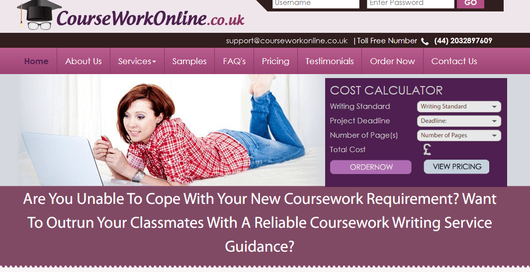 courseworkonline.co.uk review