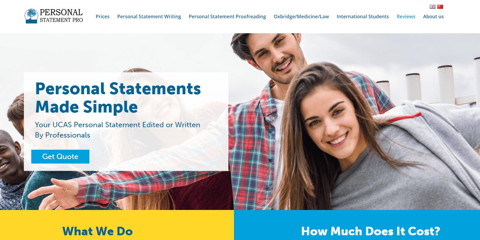 personalstatementpro.co.uk review