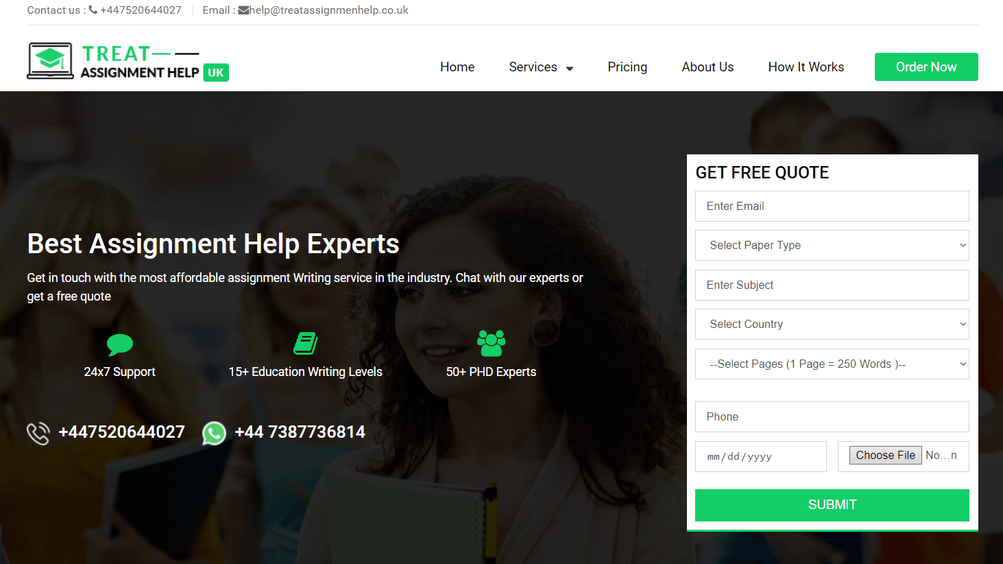 treatassignmenthelp.co.uk review
